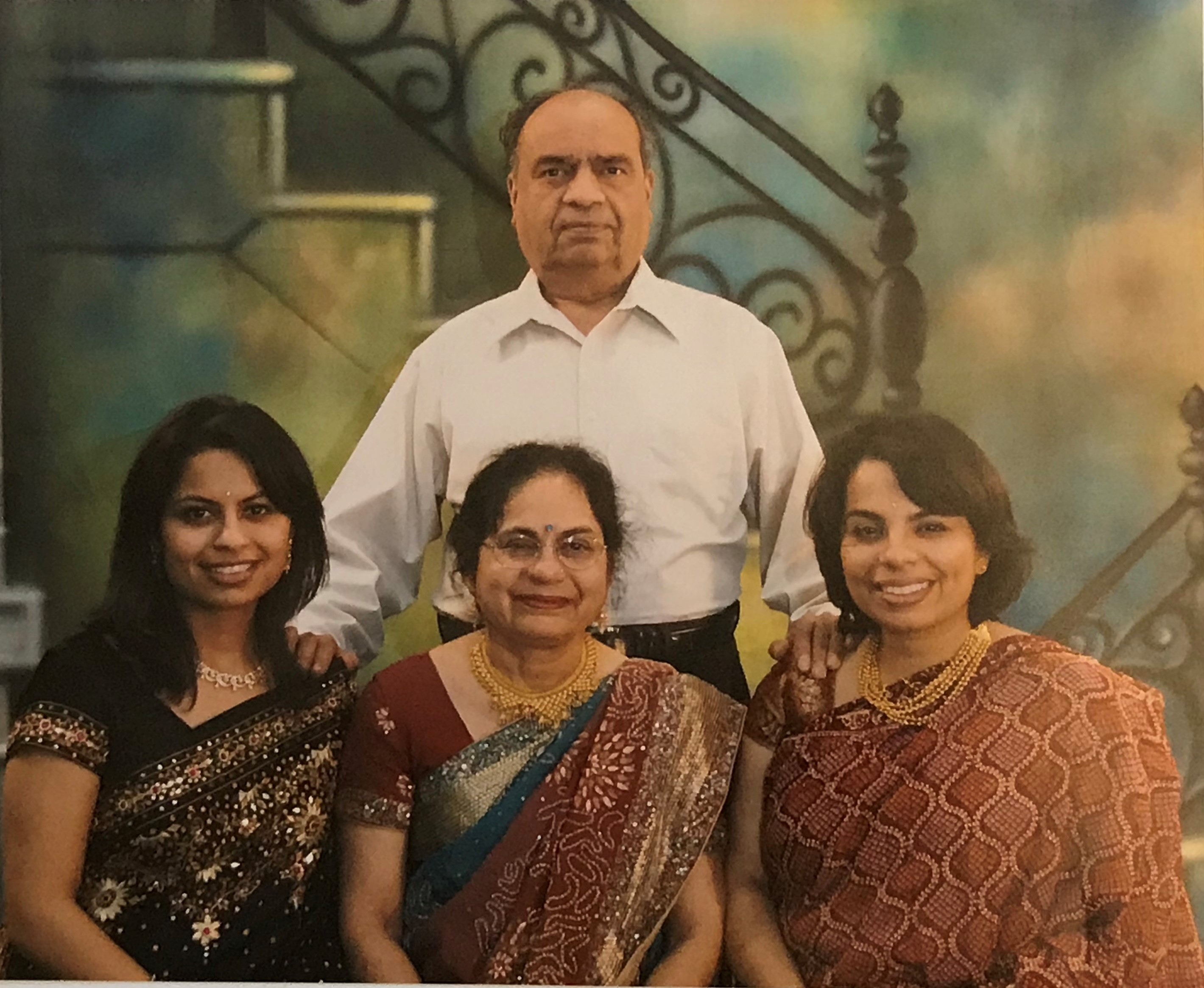 The Majmundar Family