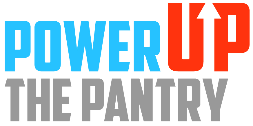 Power Up the Pantry Logo