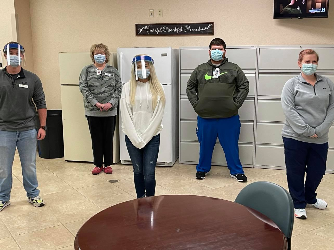 BSCTC nursing alumni and students administer COVID vaccine at Pikeville Medical Center